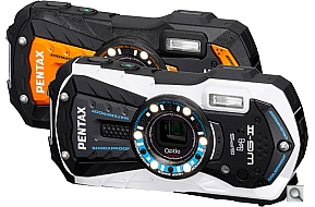 image of Pentax Optio WG-2 GPS