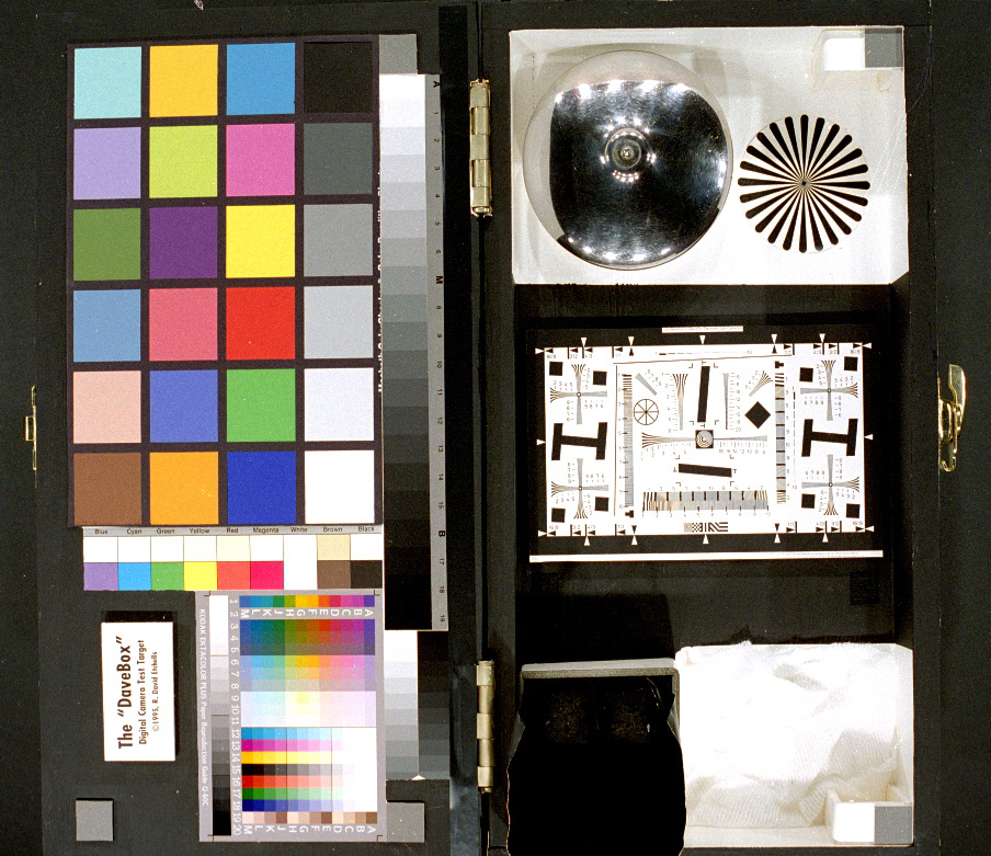imaging resource comparometer: