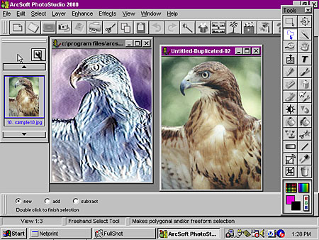 arcsoft photostudio 2000