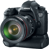 canon echoes rival launches affordable full frame eos 6d slr