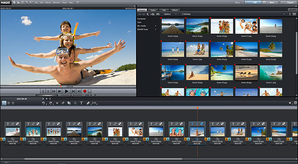 better videos faster magix ships movie edit pro 2013