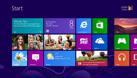 Are you ready for Windows 8? Panasonic helps you find out