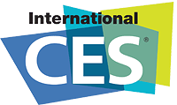 The Consumer Electronics Show logo. Click here to read our CES show coverage!