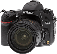 Nikon D600 digital SLR. Copyright © 2012, The Imaging Resource. All rights reserved.
