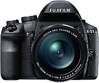 Fujifilm X-S1 digital camera. Image courtesy of FUJIFILM Corporation.