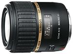 Tamron SP AF 60mm f/2 Di II LD IF Macro 1:1 lens