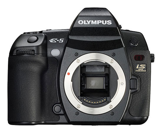 Olympus denies rumors it will scale back or exit DSLR business