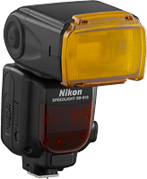 Nikon's SB-910 Speedlight. Photo provided by Nikon Inc.