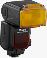 Nikon's SB-910 Speedlight. Photo provided by Nikon Inc.