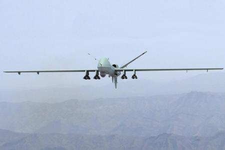 One Of The Most Popular Images A Military Drone Is Fake