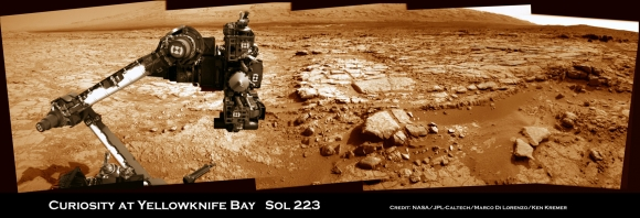 mars rover curiosity live camera - photo #11