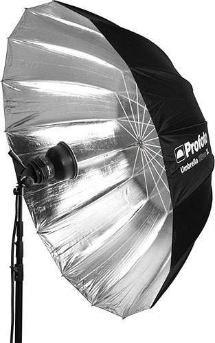 The Profoto Umbrella XL. Photo provided by MAC Group.