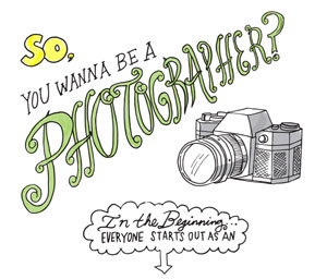 how to become a paid photographer