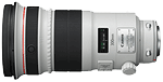 Canon EF 300mm f/2.8L IS II USM Telephoto Lens. Image courtesy Canon USA.