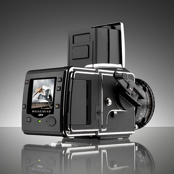 End of an era: Hasselblad V-system takes its final bow