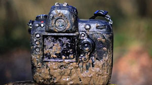 Torture test video shows Nikon D3S being dragged to hell and