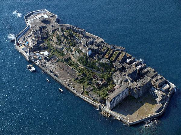 Warship Island