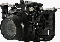 Nauticam's NA-D7000V housing for the Nikon D7000 digital SLR. Photo provided by Nauticam USA.