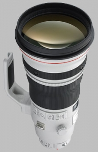 Canon 400mm f/2.8L IS II USM lens