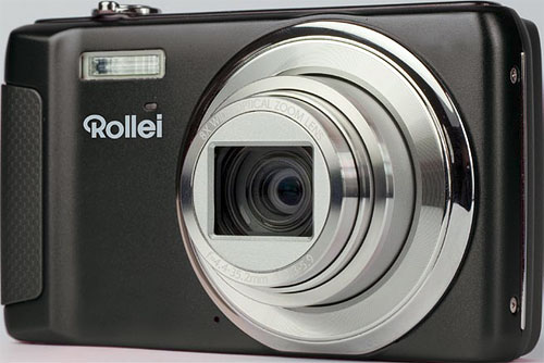 Rollei's Powerflex 600 digital camera. Photo provided by RCP Technik GmbH & Co. KG. Click for a bigger picture!