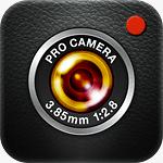 ProCamera's logo. Click here to visit the ProCamera website!