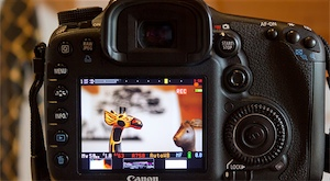 Canon 7D gets first step towards Raw video thanks to Magic Lantern hack