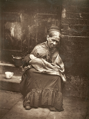 Photographing the 19th century 'Street Life' of London: John Thomson's social documentary images