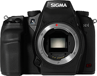 Sigma's SD1 Merrill digital SLR. Click for our Sigma SD1 Merrill preview!