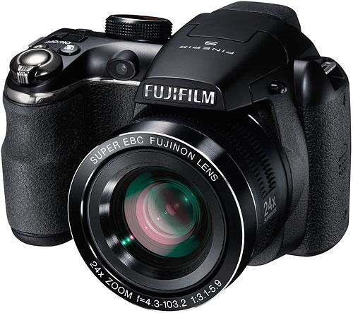 Fuji Camera: Fuji SL300, S4500, S4200: A Trio Of SLR-like Superzooms