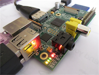 How to make a security camera from a Raspberry Pi and a webcam