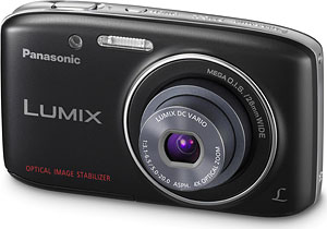 The Panasonic Lumix DMC-S2 digital camera. Photo provided by Panasonic Corp. Click for a bigger picture!