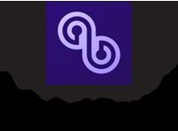 Adobe revel logotype with icon rgb vertical-300x222