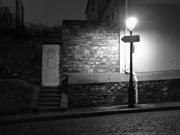 Paris by night was also a technical achievement in an era of slow lenses and even slower film few photographers ventured out after dark