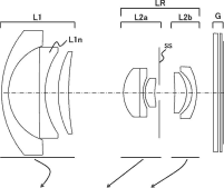 Canon files patents for four more EF-M zoom lenses