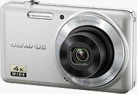Olympus' VG-150 digital camera. Photo provided by Olympus Corp.