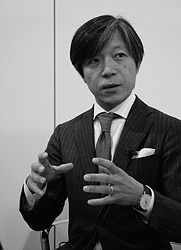Sigma's Kazuto Yamaki. Copyright © 2012, Imaging Resource. All rights reserved. Click for a bigger picture!