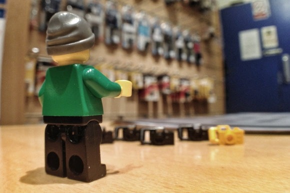 'Legographer' photo series explores Britain from the ...