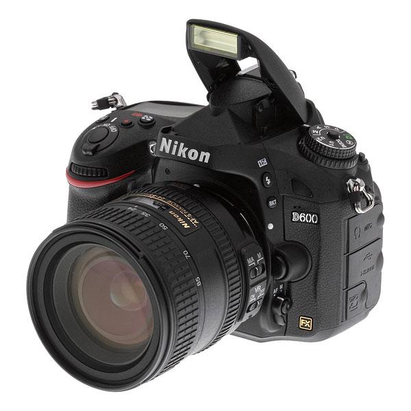 Nikon D600 dust problem solved