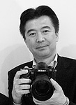 Nikon's Toshiaki Akagi. Copyright © 2012, Imaging Resource. All rights reserved.
