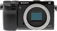 Sony Alpha NEX-7 compact system camera. Copyright © 2012, The Imaging Resource. All rights reserved.