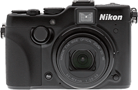 Nikon Coolpix P7100 digital camera. Copyright © 2012, The Imaging Resource. All rights reserved.