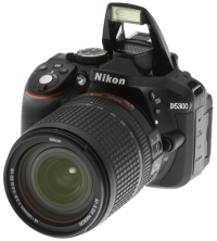 Nikon D5300 Review: Better images, better video and advanced