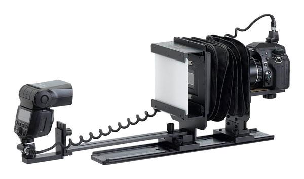 Pentax Film Duplicator helps you scan 35mm and medium-format