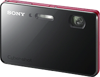 The Sony Cyber-shot DSC-TX200V digital camera. Image provided by Sony Electronics Inc. Click for our Sony DSC-TX200V preview!