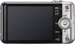 The Sony Cyber-shot DSC-WX50 digital camera. Image provided by Sony Electronics Inc. Click for a bigger picture!