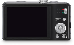 Panasonic's Lumix DMC-ZS15 digital camera. Photo provided by Panasonic Corp. Click for a bigger picture!