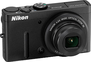 Nikon's Coolpix P310 digital camera. Photo provided by Nikon Inc. Click for a bigger picture!
