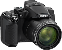 Nikon's Coolpix P510 digital camera. Photo provided by Nikon Inc. Click for our Nikon P510 preview!