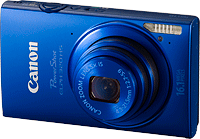 Canon's PowerShot ELPH 320 HS digital camera. Click to read our Canon 320 HS preview!