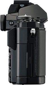 Olympus' OM-D E-M5 digital camera. Photo provided by Olympus Imaging America Inc. Click for a bigger picture!